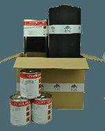 EPDM dakpakket Basic 1,30mm dikte